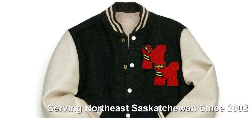 Letter Jacket | Serving Northeast Saskatchewan Since 2002